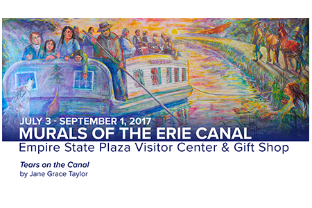 Murals of the Erie Canal